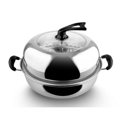 Stainless steel multi-functional multi-purpose hot pot