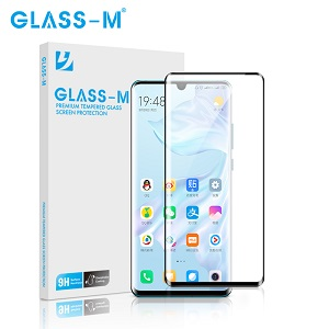 3D Full Cover Tempered Glass Screen Protector for HUAWEI P30 Pro
