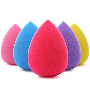 5pc wholesale beauty makeup sponge