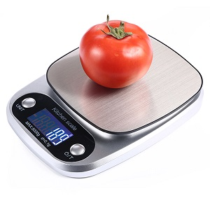 Pinxin 5kg/0.1g household weight scale digital nutrition scale kitchen electronic balance